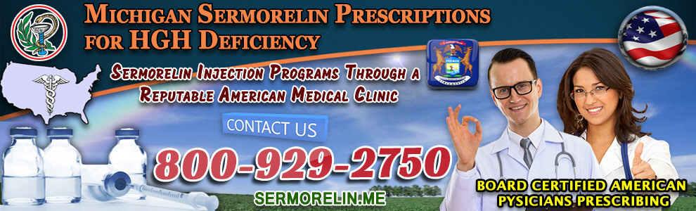 1 michigan sermorelin prescriptions for hgh deficiency