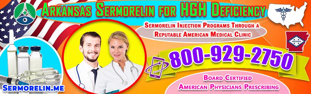 50 arkansas sermorelin for hgh deficiency