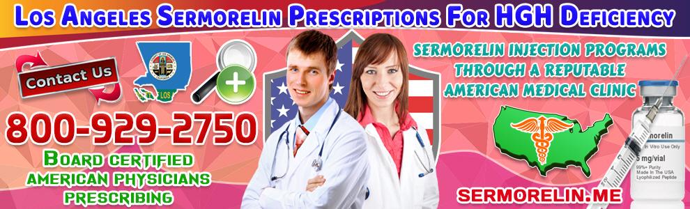57 los angeles sermorelin prescriptions for hgh deficiency