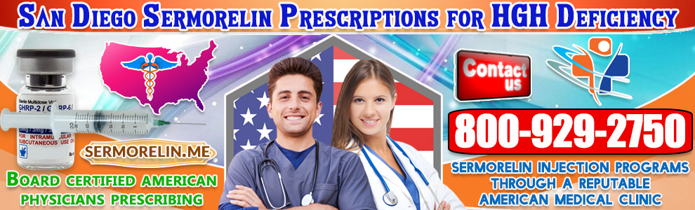 58 san diego sermorelin prescriptions for hgh deficiency