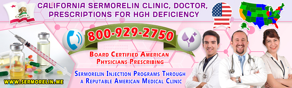 california sermorelin prescriptions hgh deficiency