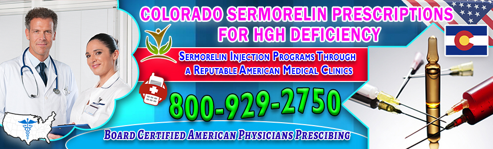 colorado sermorelin prescriptions for hgh deficiency