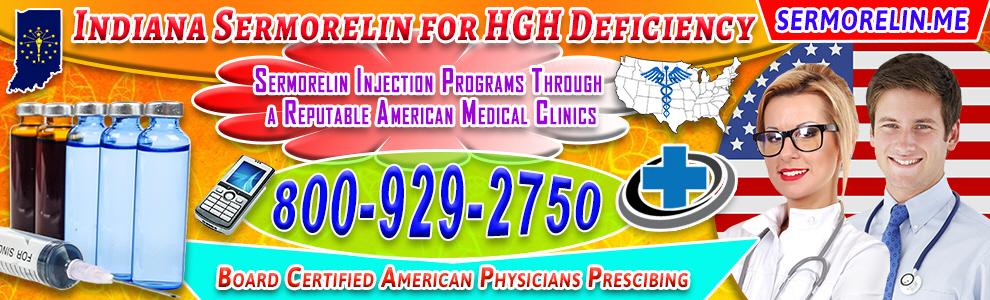 indiana sermorelin for hgh deficiency