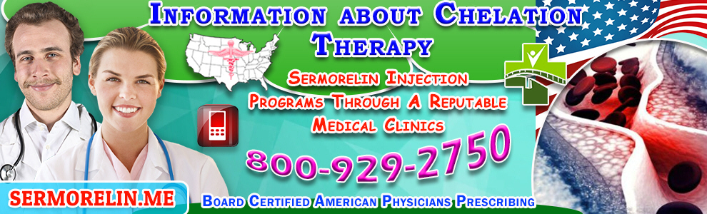 information about chelation therapy
