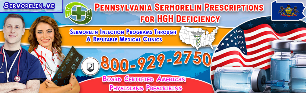 pennsylvania sermorelin prescriptions for hgh deficiency