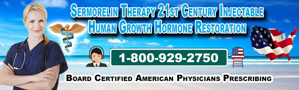 sermorelin therapy st century injectable human growth hormone restoration