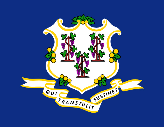 Connecticut state flag, medical clinics