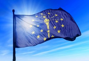 Indiana state flag medical clinic 300x205